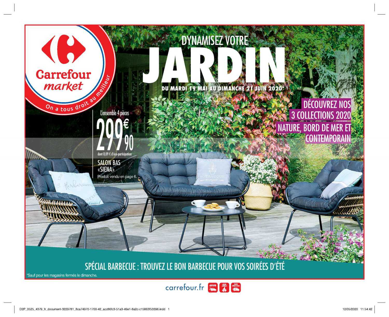 carrefour market le nouveau catalogue
