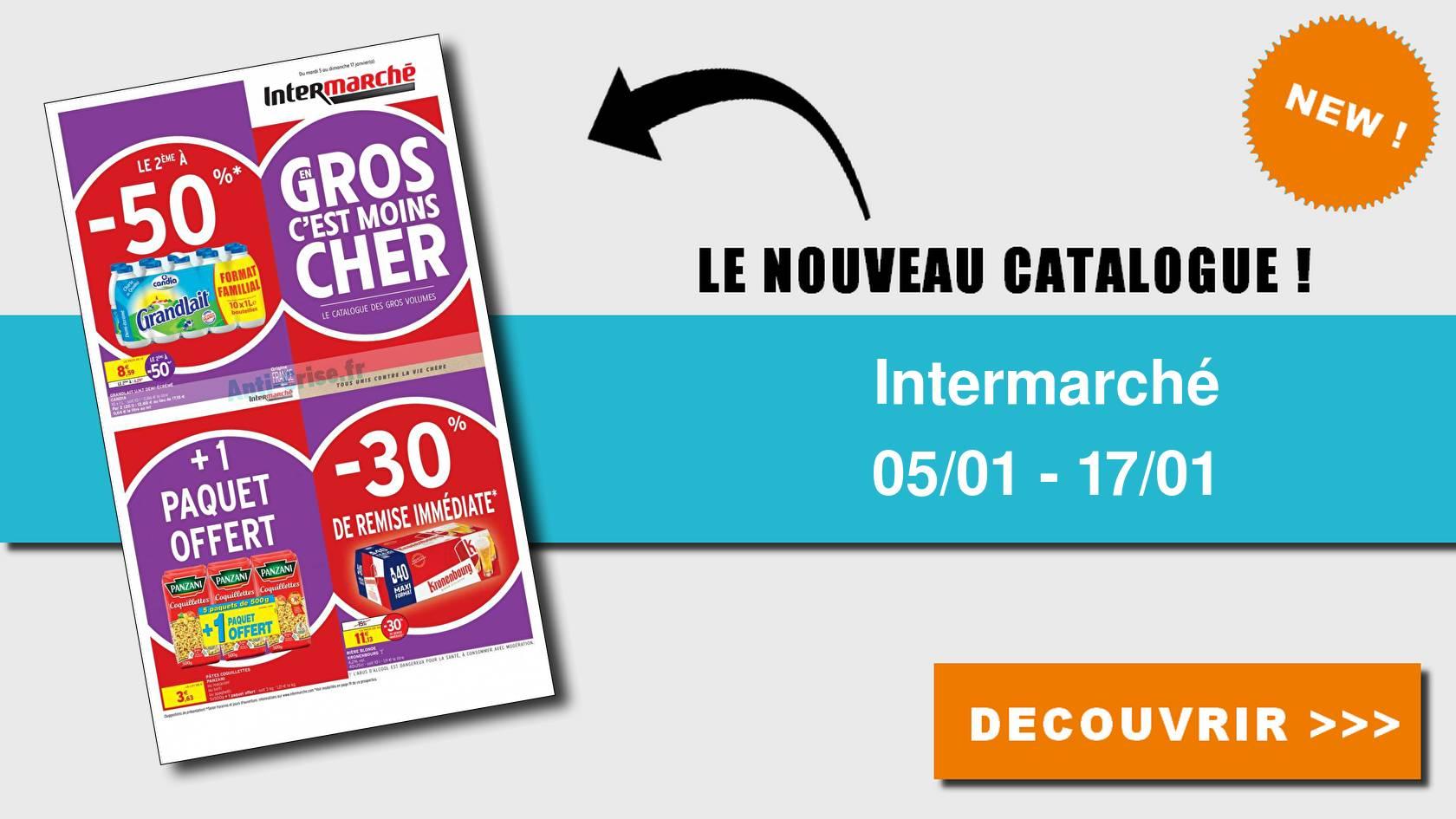 catalogue du 05 au 17 janvier 2021