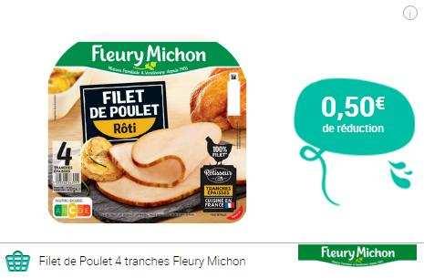 Anti Crise Fr Fleury Michon 0 5 De Reduction Jusqu Au 31 12 2021 Bon De Reduction A Imprimer Sur Envie De Bien Manger Fleury Michon 0 5 De Reduction Jusqu Au 31 12 2021 Bon De Reduction