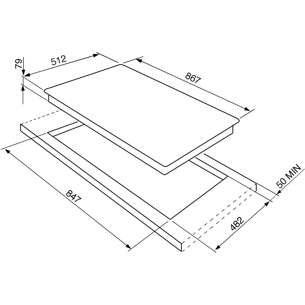 pgf95 4_ss_smeg_gashob_dim_l?resize=665%2C664 smeg wall oven wiring diagram the best wiring diagram 2017 aeg oven wiring diagram at bayanpartner.co
