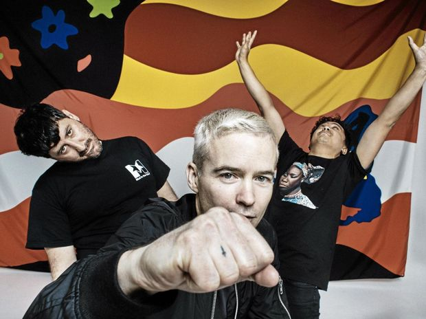 The Avalanches are an Australian electronic music group known for their debut plunderphonics album Since I Left You, as well as their live and recorded DJ sets.
