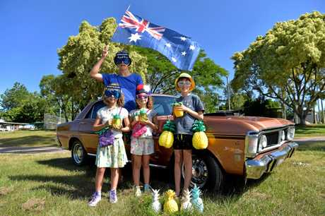 Australia Day Events Sunshine Coast