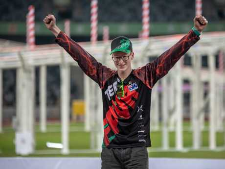 Rudi Browning is drone racing's first king.
