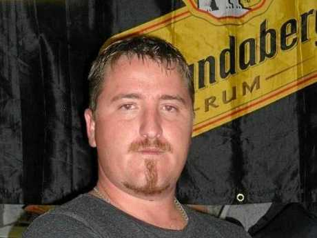 TRAGEDY'S FACE: Travis Herschell tragically died when a car moved on the wrong side of the road and collided with ute.