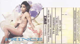 Prince 09/09/1988 concert ticket (apoplife.nl)