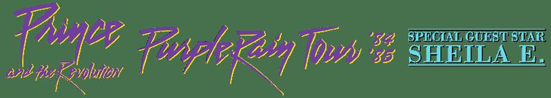 Purple Rain Tour (princevault.com)