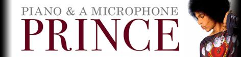 Piano & A Microphone Tour (princevault.com)