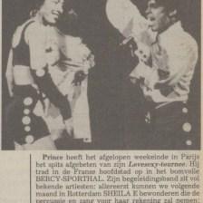 Prince - Lovesexy Tour - Telegraaf 13-07-1988 (apoplife.nl)
