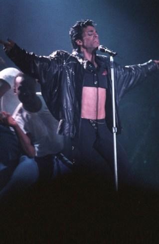 Prince & The Revolution Live 17-08-1986 (1986 Arne van der Zande)