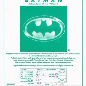 Prince - Batman - Voorintekening (apoplife.nl)