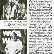 Prince - What's Behind Protest Of Prince In His Hometown - Jet 21-01-1985 - Pagina 3 (prince.org)