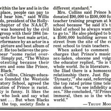 Prince - What's Behind Protest Of Prince In His Hometown - Jet 21-01-1985 - Pagina 4 (prince.org)