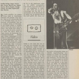 Prince - Graffiti Bridge film recensie - NRC 18-04-1991 (apoplife.nl)