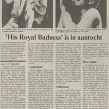 Prince - Parade Tour voorbeschouwing - NRC Handelsblad 16-08-1986 (apoplife.nl)