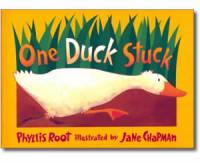 One Duck Stuck : A Mucky Ducky Counting Book - Fun Easter Books for Kids