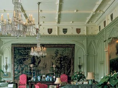 Royal Residences Architectural Digest