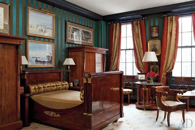 This Park Avenue Apartment Embodies A Storied Past And Old