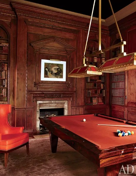 A Revitalized 1930s Mansion In Old Westbury New York