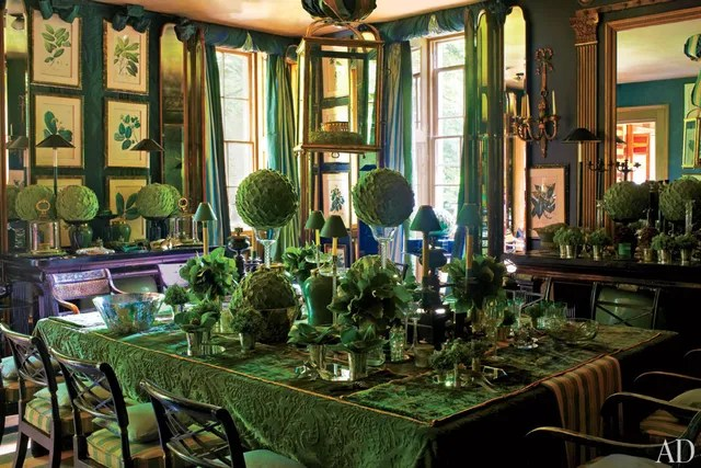 Designers And Architects Own Dining Rooms Photos