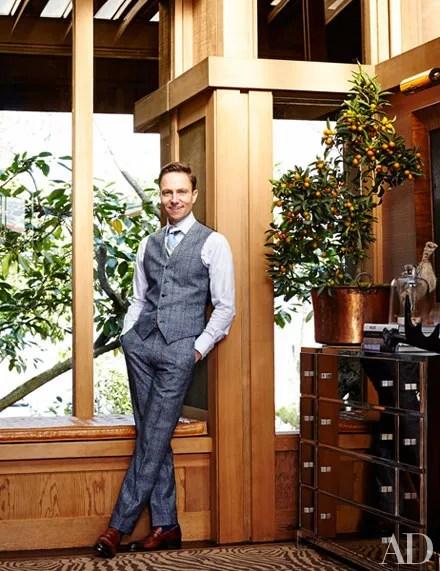 Event Designer And Decorator Ken Fulks House In San
