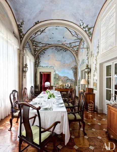 Musician Ned Lambton Restores His Magnificent Tuscan Villa