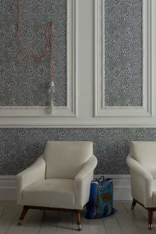 Farrow Amp Ball S Striking New Wallpapers Architectural Digest