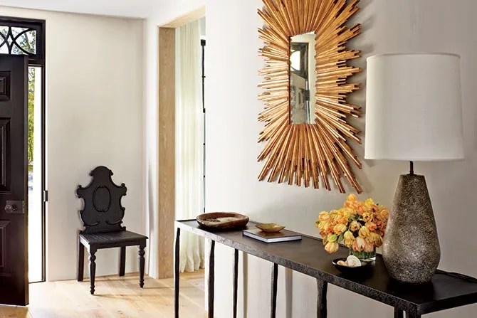 25 Ways To Decorate A Console Table Photos Architectural