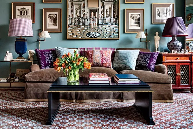 Picture Living Rooms Decorated