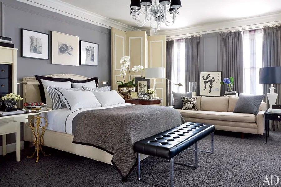 Gray Bedroom Ideas That Are Anything but Dull Photos   Architectural     Gray Bedroom Ideas That Are Anything but Dull Photos   Architectural Digest