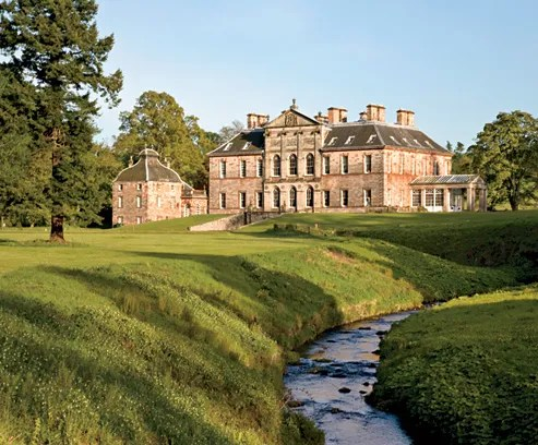 Scotlands Yester House Architectural Digest
