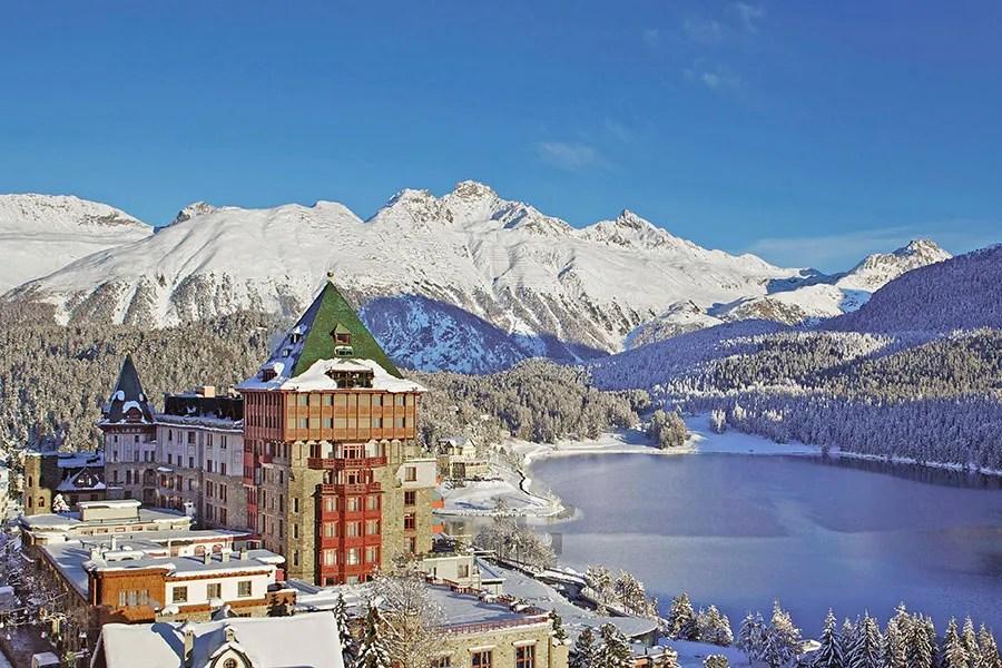 10 Stylish Ski Resorts Photos Architectural Digest