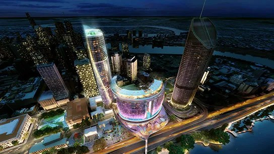 Preview Brisbane S Newest Tourist Attraction Complete