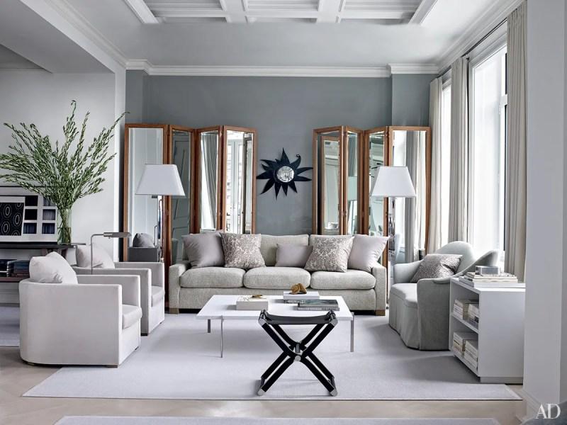 blue gray living room. Inspiring Gray Living Room Ideas Photos Architectural Digest White Blue  Bluerosegames com