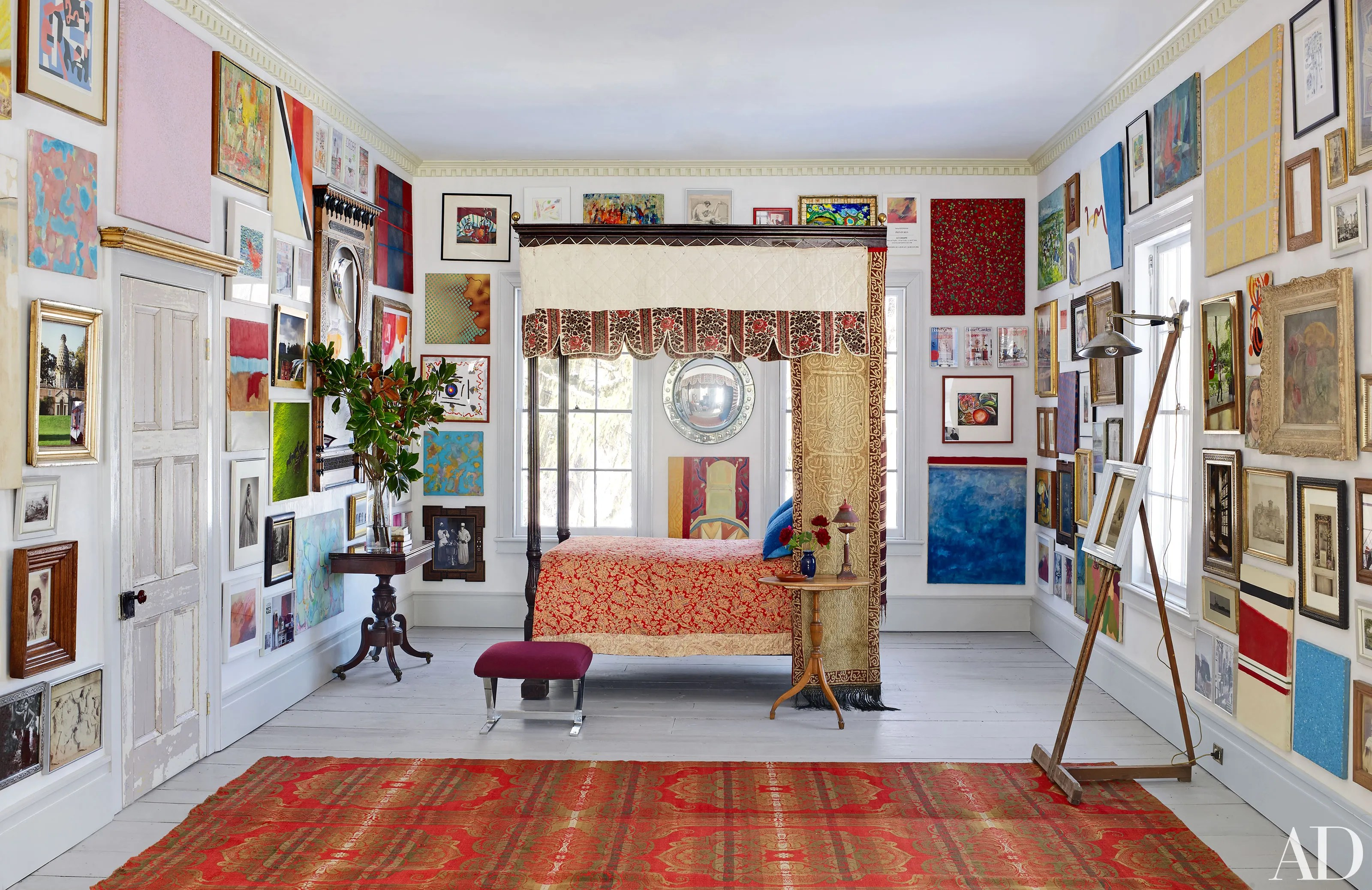 Tour The Greek Revival House Of Photographer Pieter