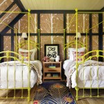 How To Decorate With Two Twin Beds Guest Room And Kids Bedroom Ideas Architectural Digest