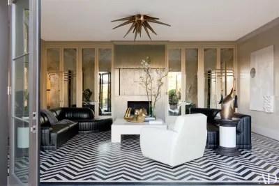24 Elegant Chevron And Herringbone Flooring Ideas