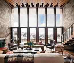 High Ceilings And Rooms With Double High Ceilings