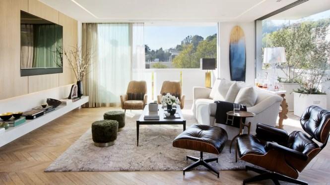 Celebrity Designer Adam Hunter S Los Angeles Apartment