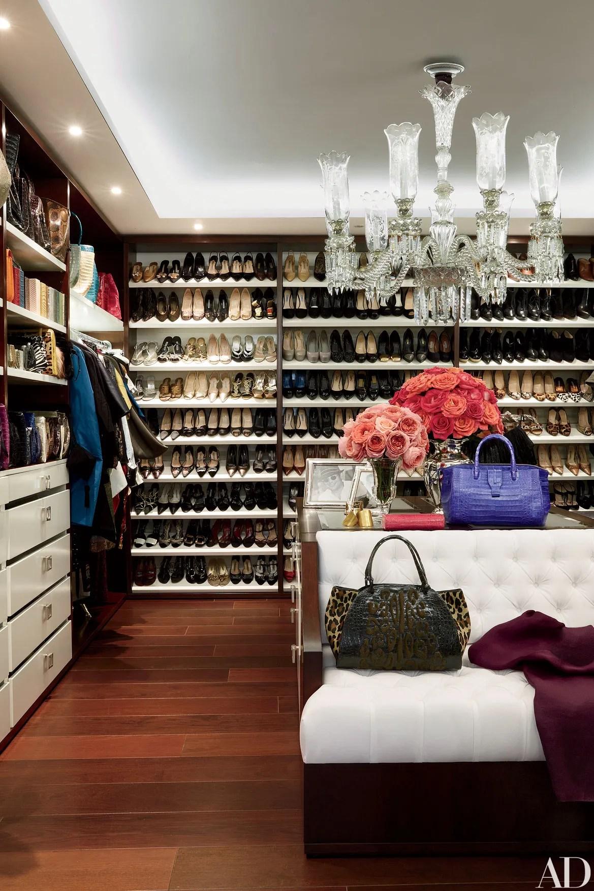 11 Ingenious Shoe Storage Ideas Architectural Digest