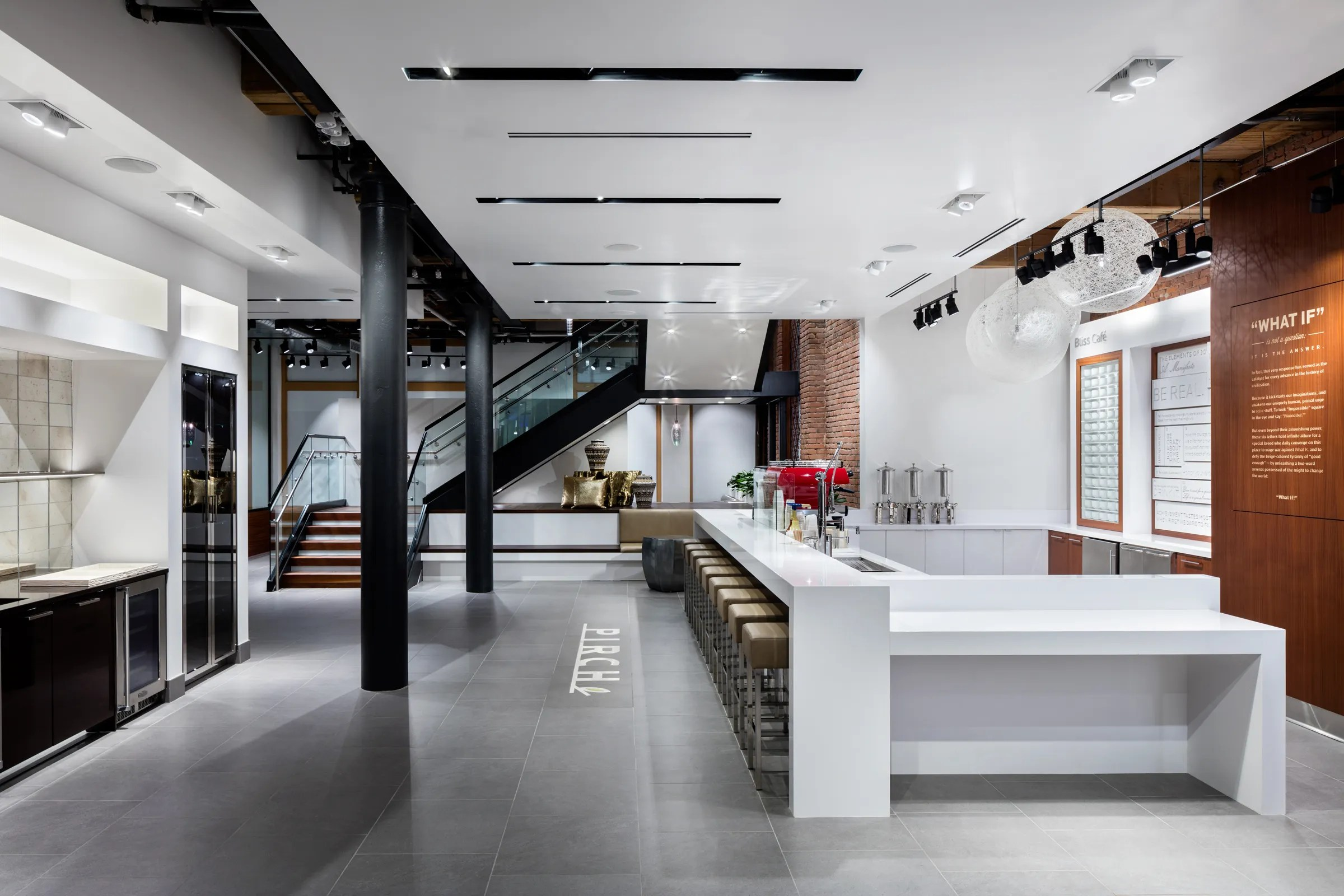 home showroom pirch opens in new york | architectural digest
