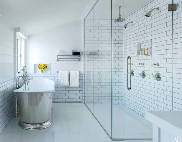 37 Bathroom Design Ideas to Inspire Your Next Renovation Photos     Re tiling is one job best left to the pros