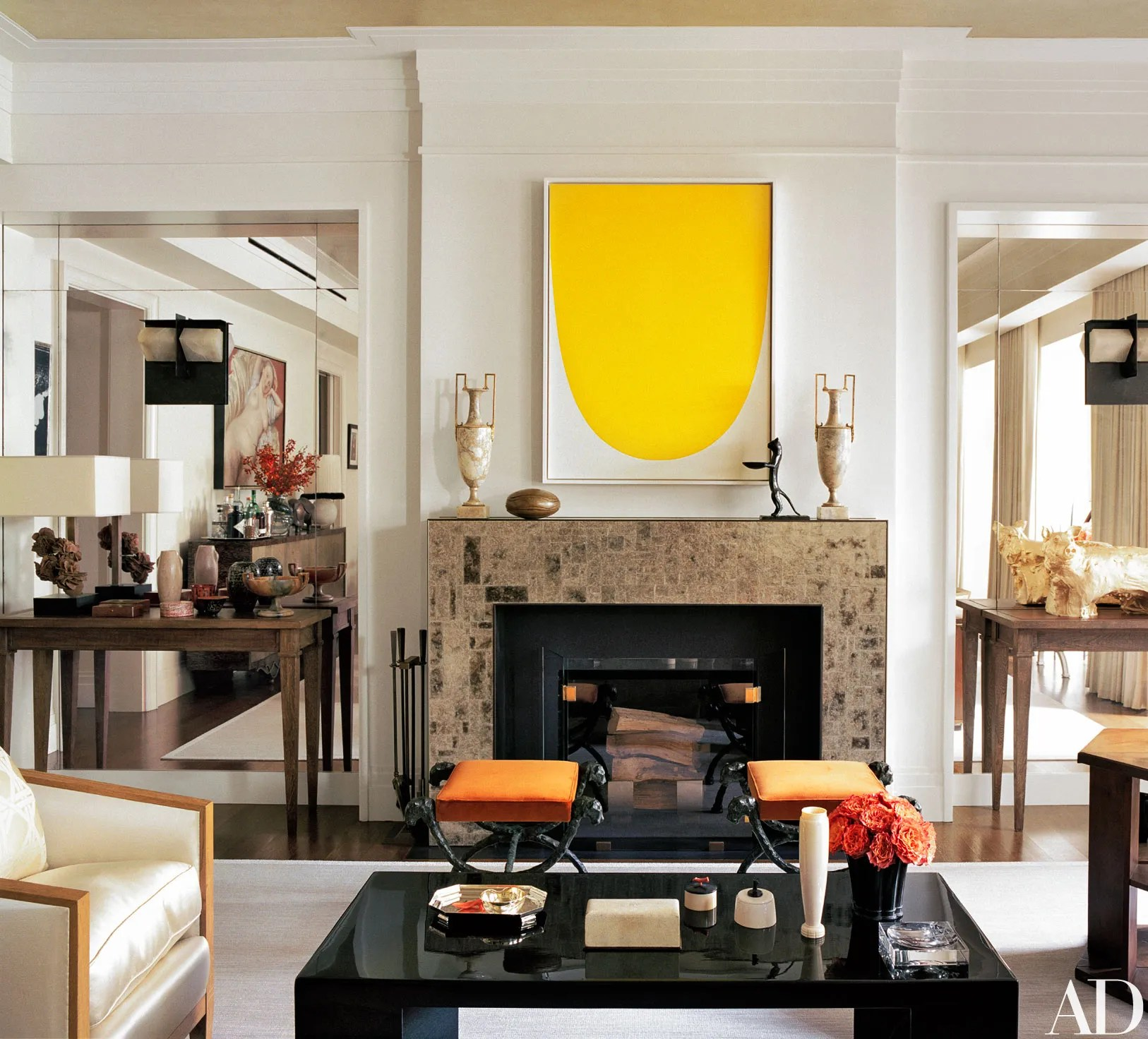 Best Kitchen Gallery: 26 Fashion Designers Including Diane Von Furstenberg And Isaac of Fashion Designer Homes  on rachelxblog.com