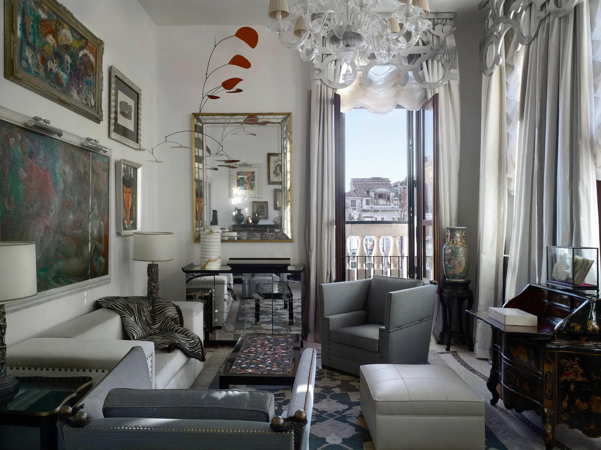 The Most Requested Suite At Venices Gritti Palace
