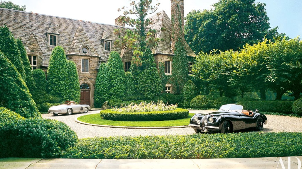 Ralph Lauren's Bedford Estate