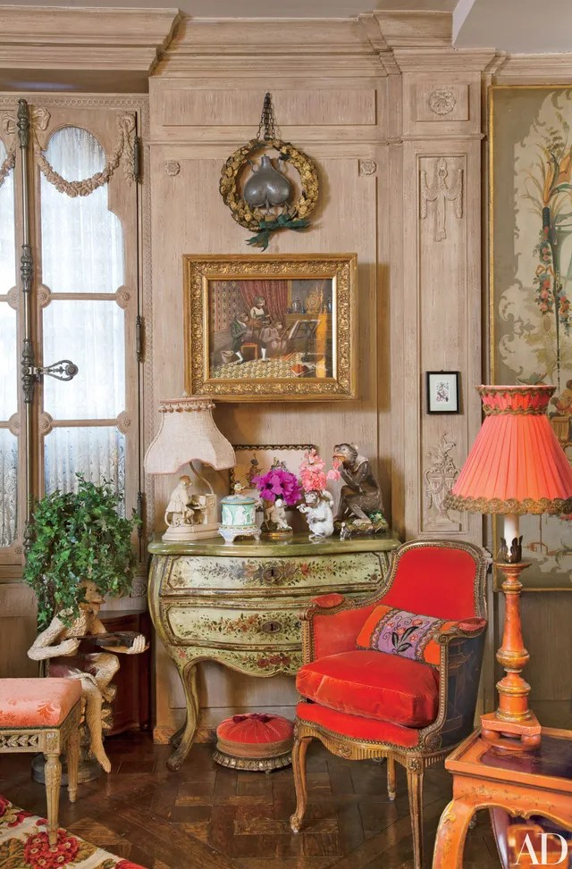 Iris Apfels Home In New York City Is A Fashionistas