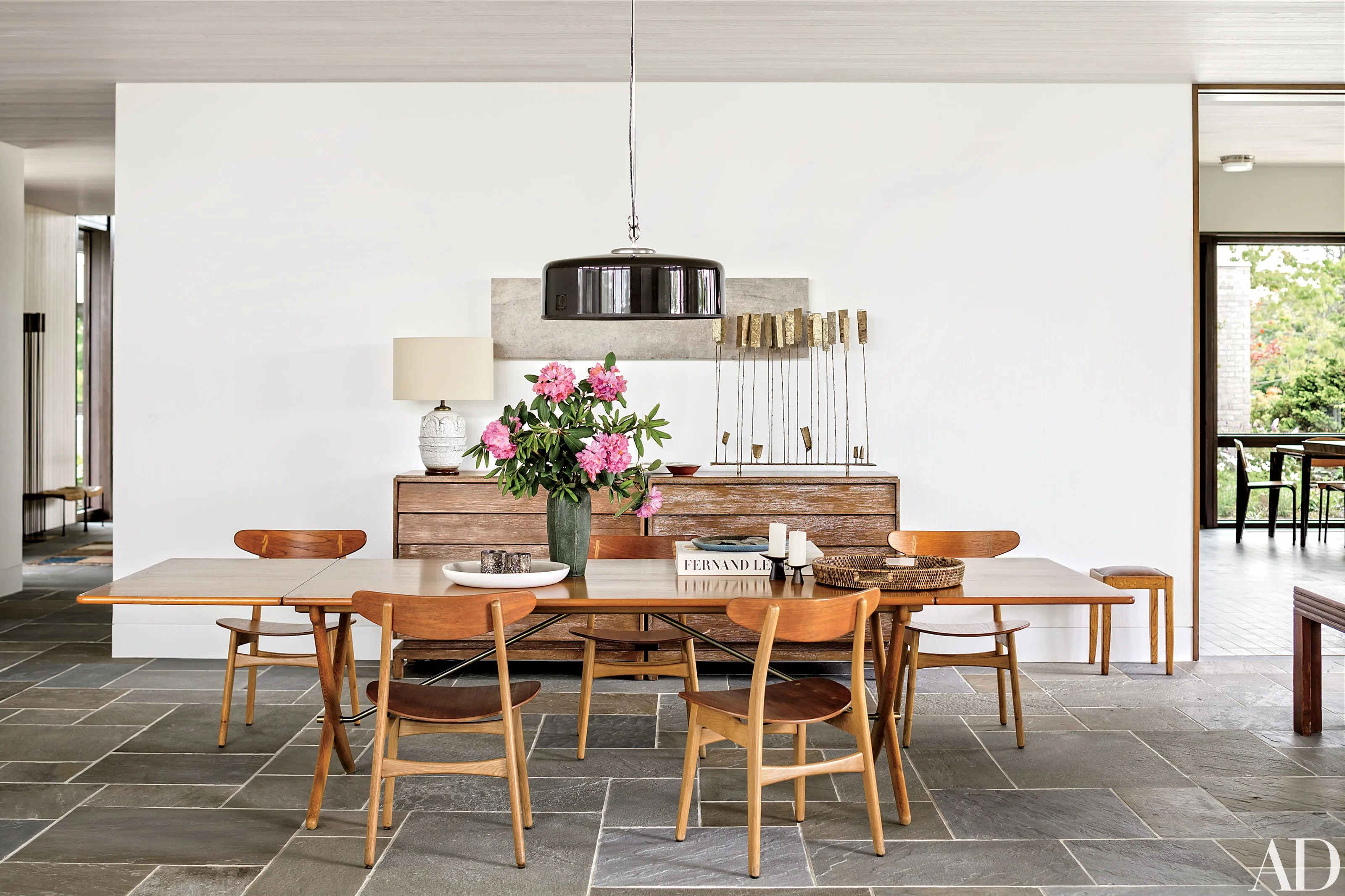 10 Midcentury Modern Dining Rooms Photos Architectural