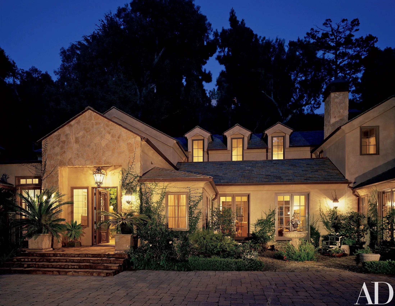 Dennis Quaid S Rustic Los Angeles Residence