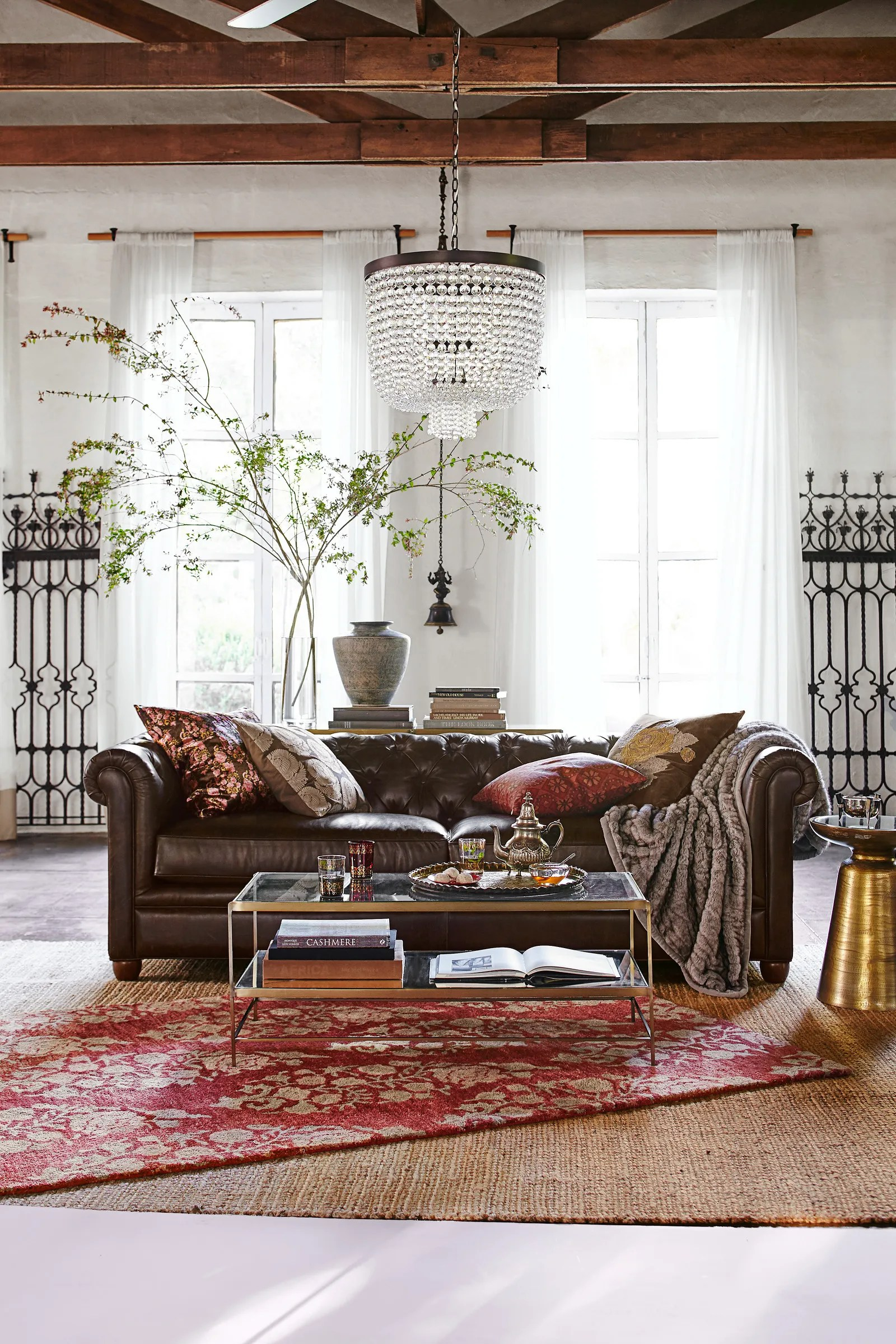 Add Jewel Tones To Your Home With Pottery Barn S