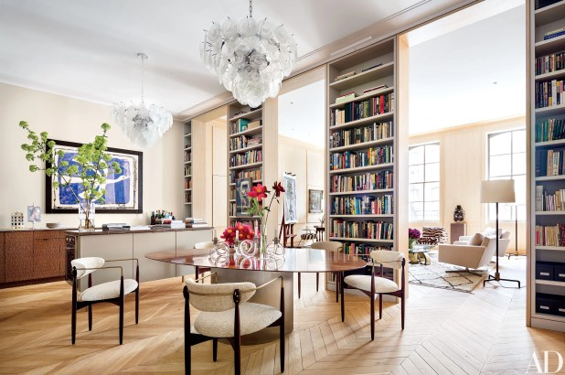Steven Harris And Lucien Rees Roberts S Ious New York City Interior Design Jobs