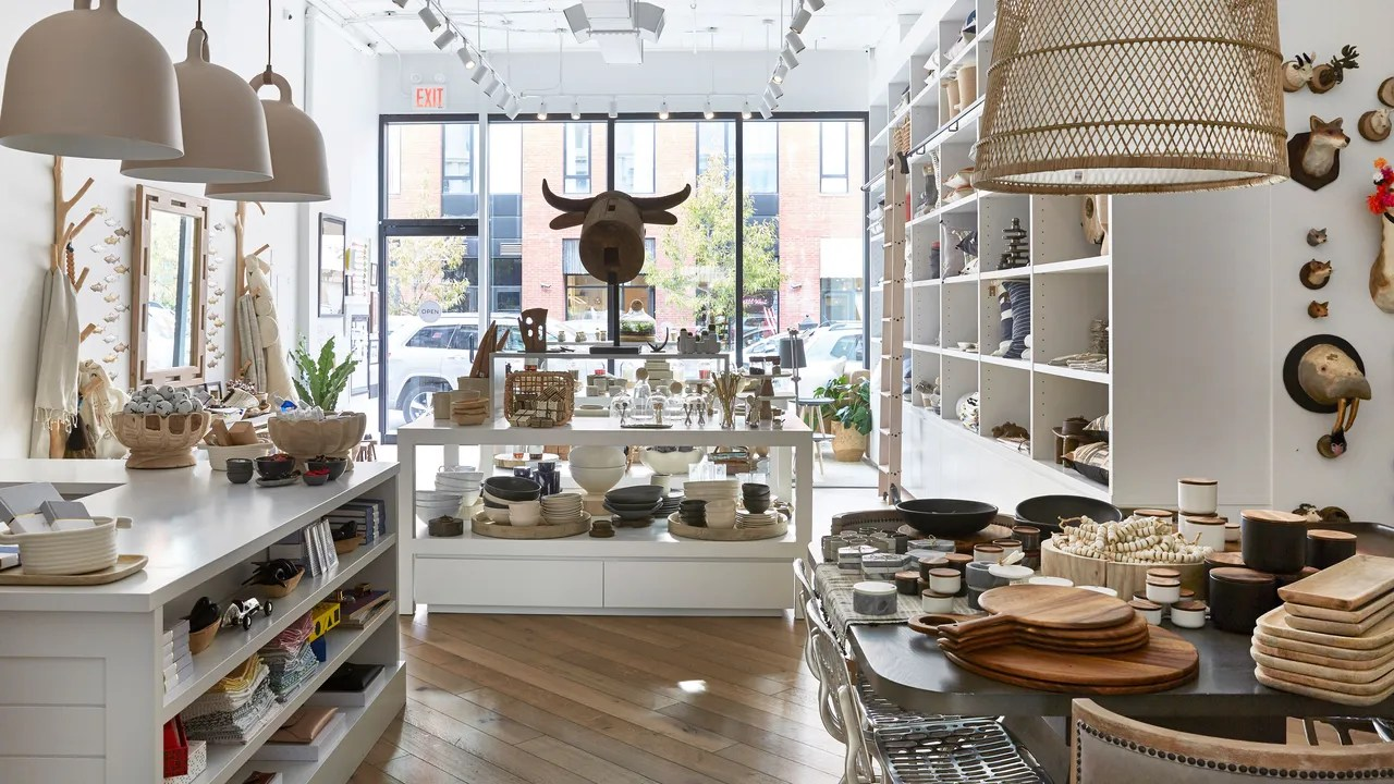 The Brooklyn Home Store That Lets You Shop Like An Interior Designer Architectural Digest